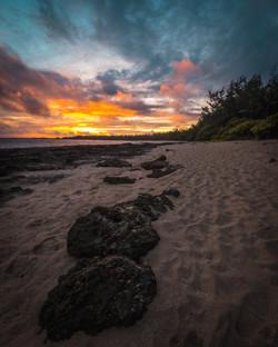Turtle Bay Sunrise
