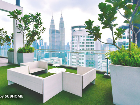 Why travelers should choose service apartment over a hotel in KL for daily rental?