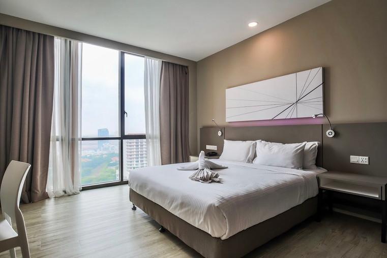 Alia Damansara Suites