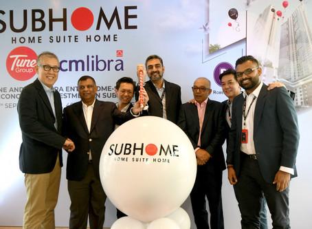 theSundaily.my - Tune Group, ECM Libra put money in luxury home-stays