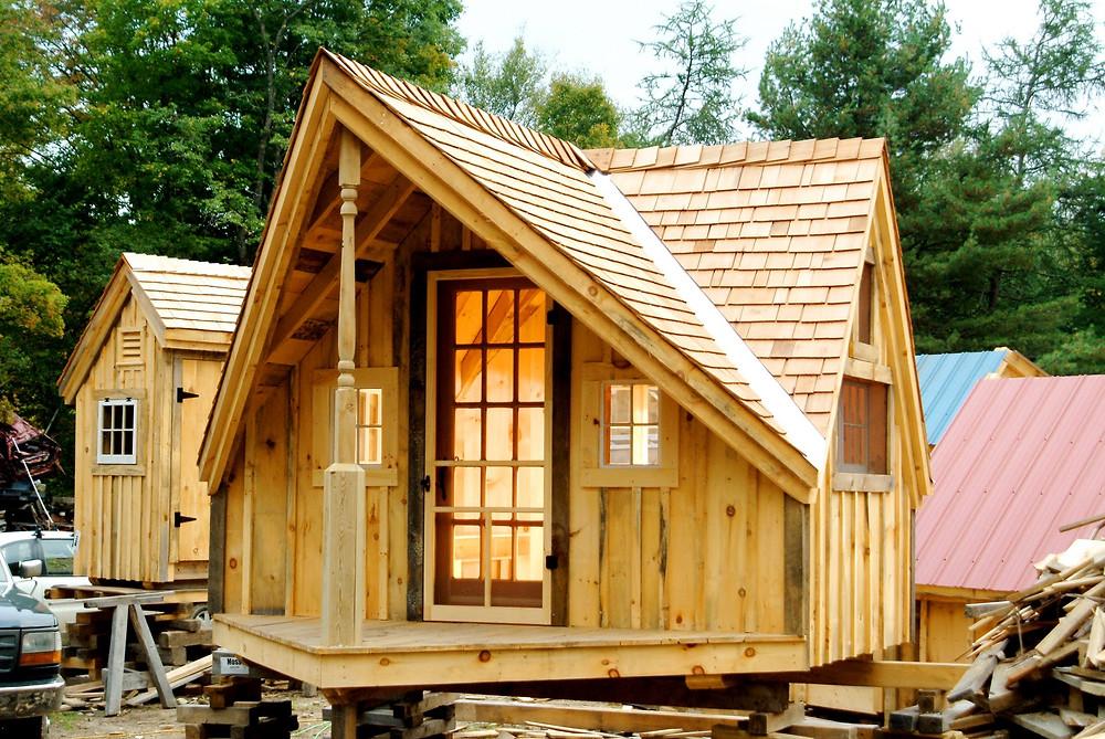 Wood Shingle Roof in Colorado