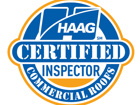 HAAG ROOFING CERTIFICATION