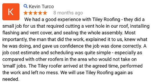 Roof Instilation by Roofing contractors in Cherry Creek