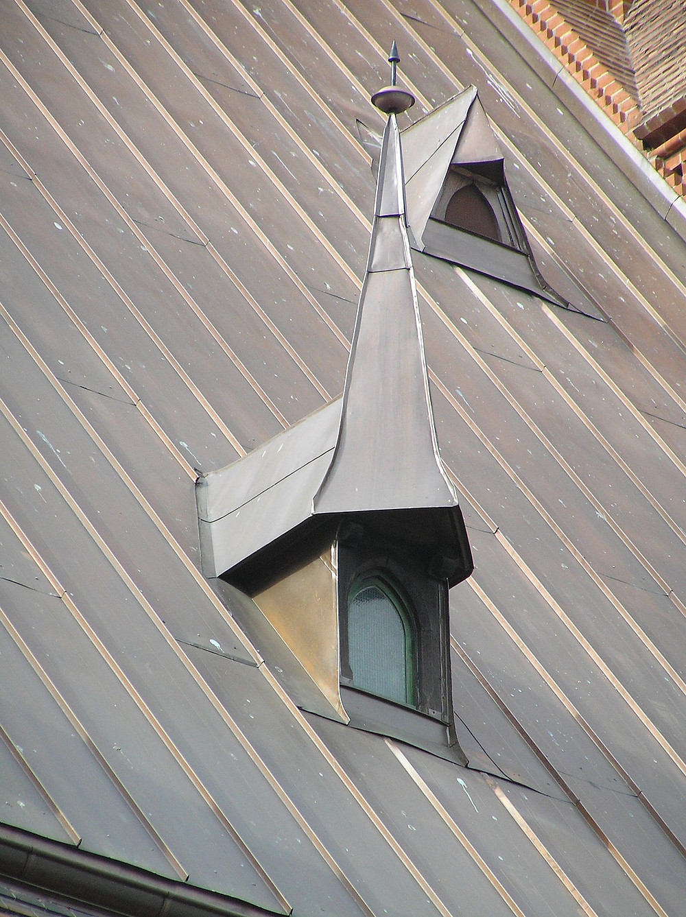 metal roof residential