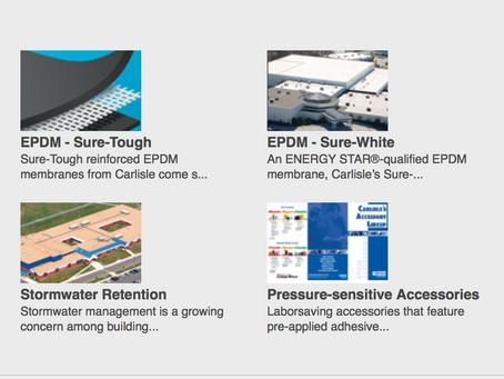 EPDM Single Ply membrane