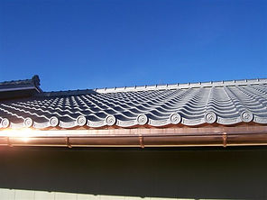 award winning clay tile roof