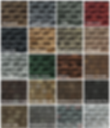 Roof Shingle Color selection