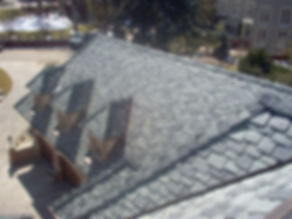plastic slate polimer roof, roofing, roofers