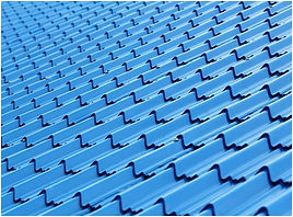 Plastic Polymer Roofing Material