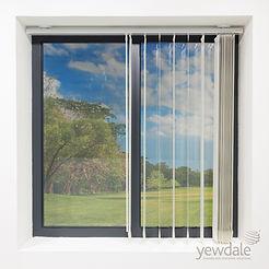 anti-ligature vertical blinds