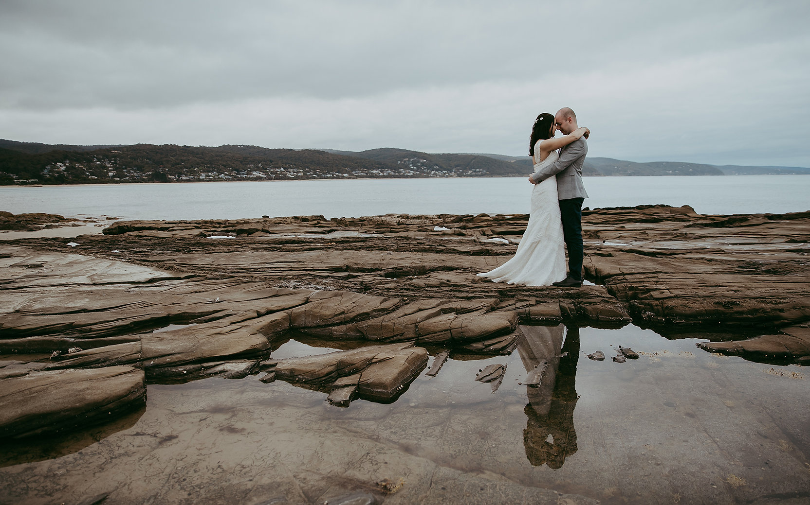 wedding photos geelong lorne