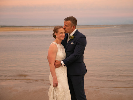 Barwon Heads Wedding - Fi & Dan - 4 seasons in 1 day