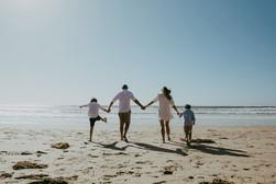 Family photos Ocean Grove beach