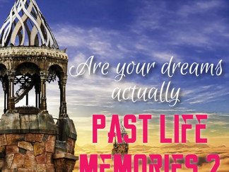 Have You Had A Past Life Dream?