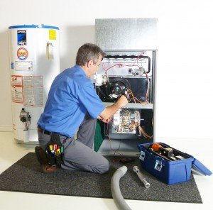 Furnace Repair & Clean-up