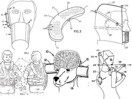 15 Weirdest (or Genius) Patents Ever Granted