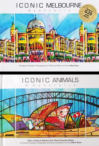Melbourne Speaker Author Artist Iconic B