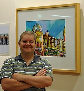 Mark Rusic Iconic Colours Author Artist