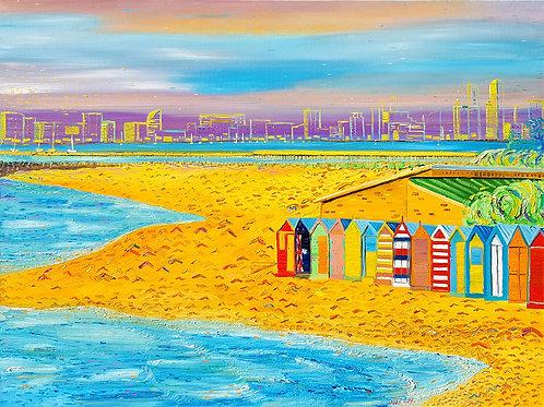 Brighton Boat Houses