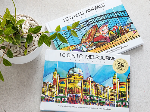 ICONIC MELBOURNE gift book