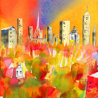 City botantic