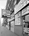 Original Uncle Remus Store Sign
