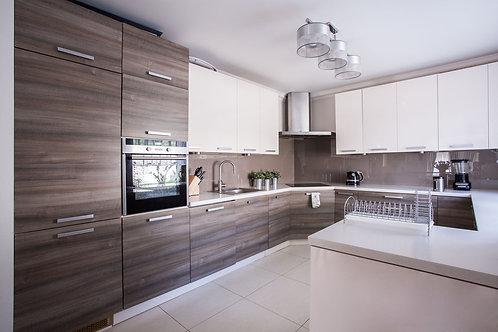 Минимал - 1. кухня в современном стиле