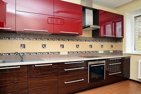 Минимал - 4, кухня в современном стиле