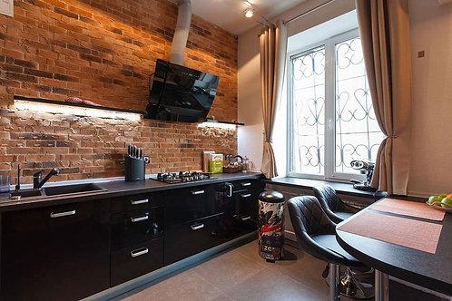Лофт - 2, кухни в современном стиле