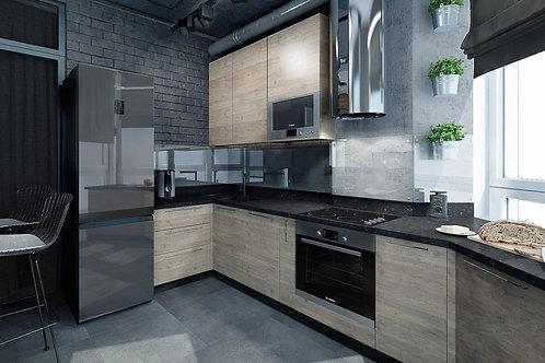 Лофт - 3, кухни в современном стиле