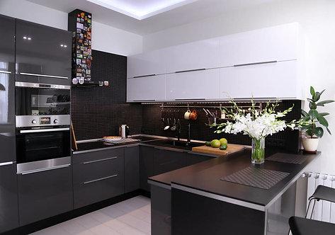 Минимал - 3. кухня в современном стиле
