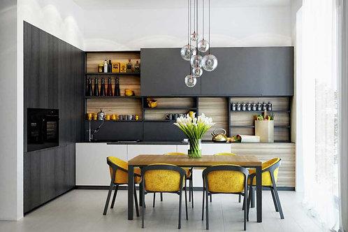 Хай-тек - 4, кухня в современном стиле