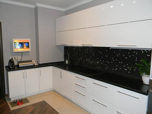 Минимал - 2, кухня в современном стиле