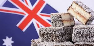 Aussie Lamingtons.... or are they?