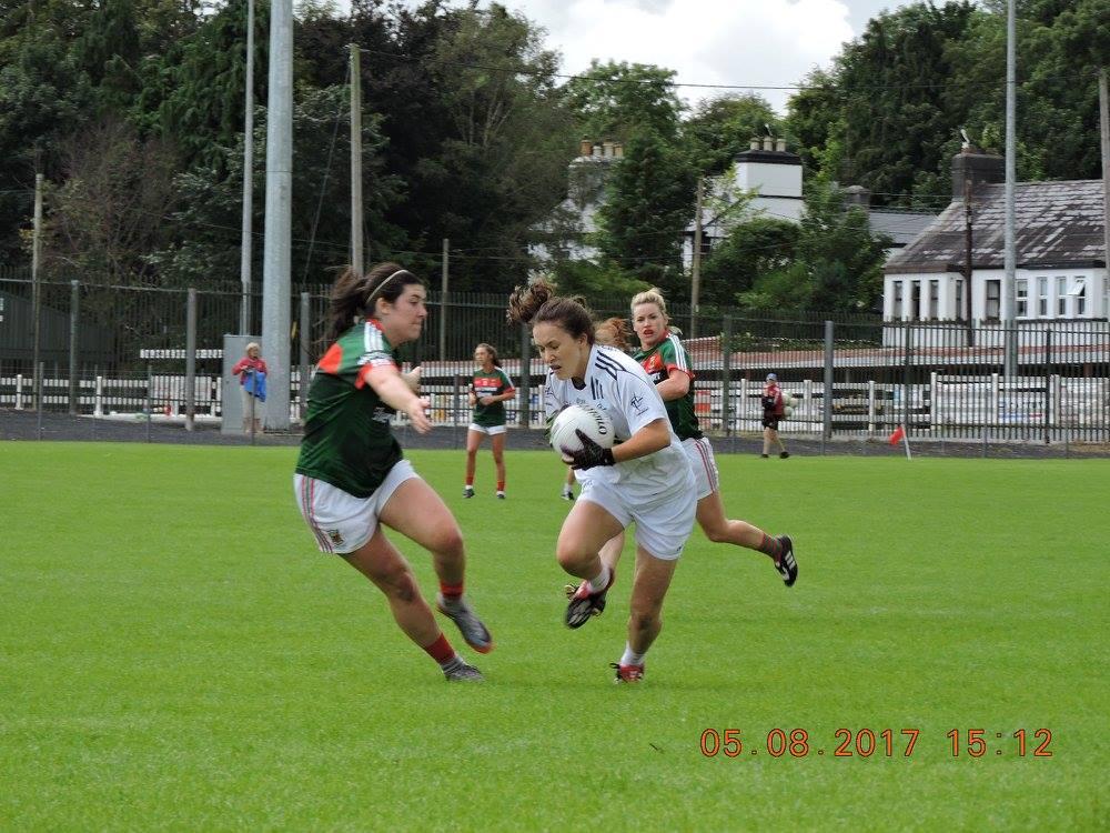 Trina Duggan Kildare v Mayo 2