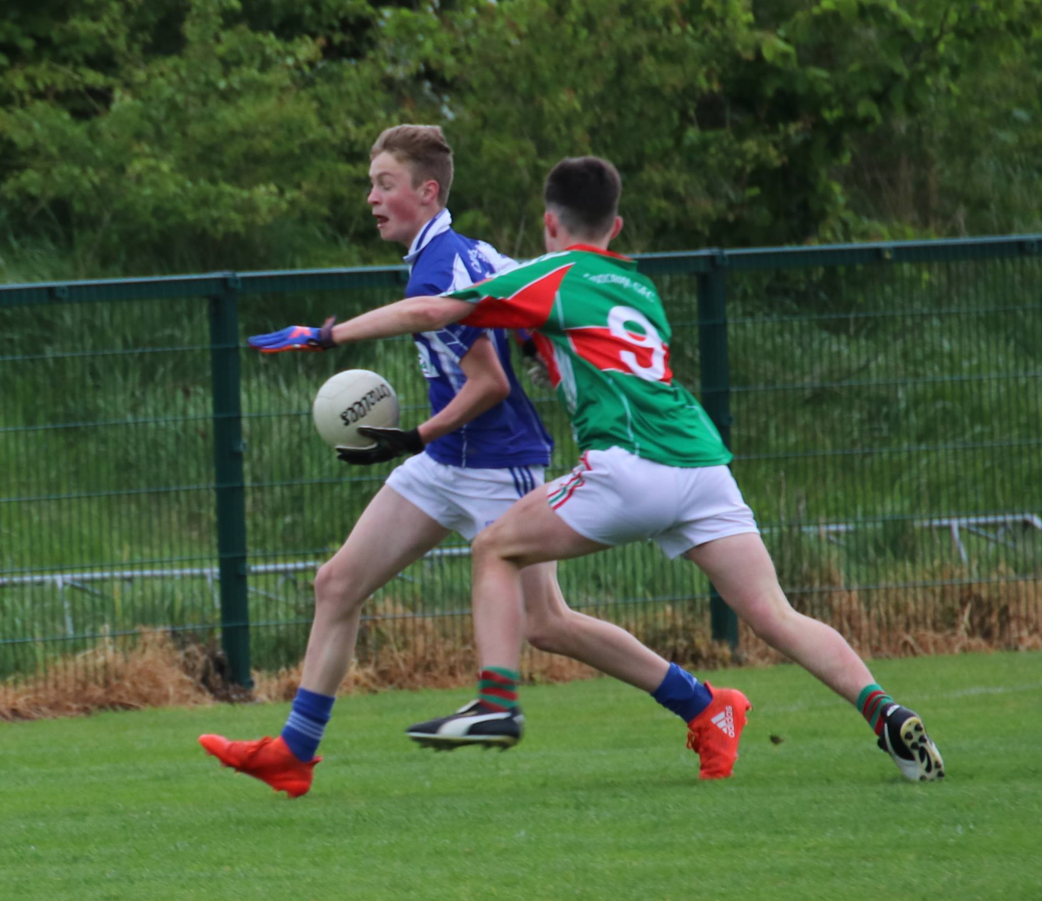 Suncroft v Celbridge Feile A Shield 11