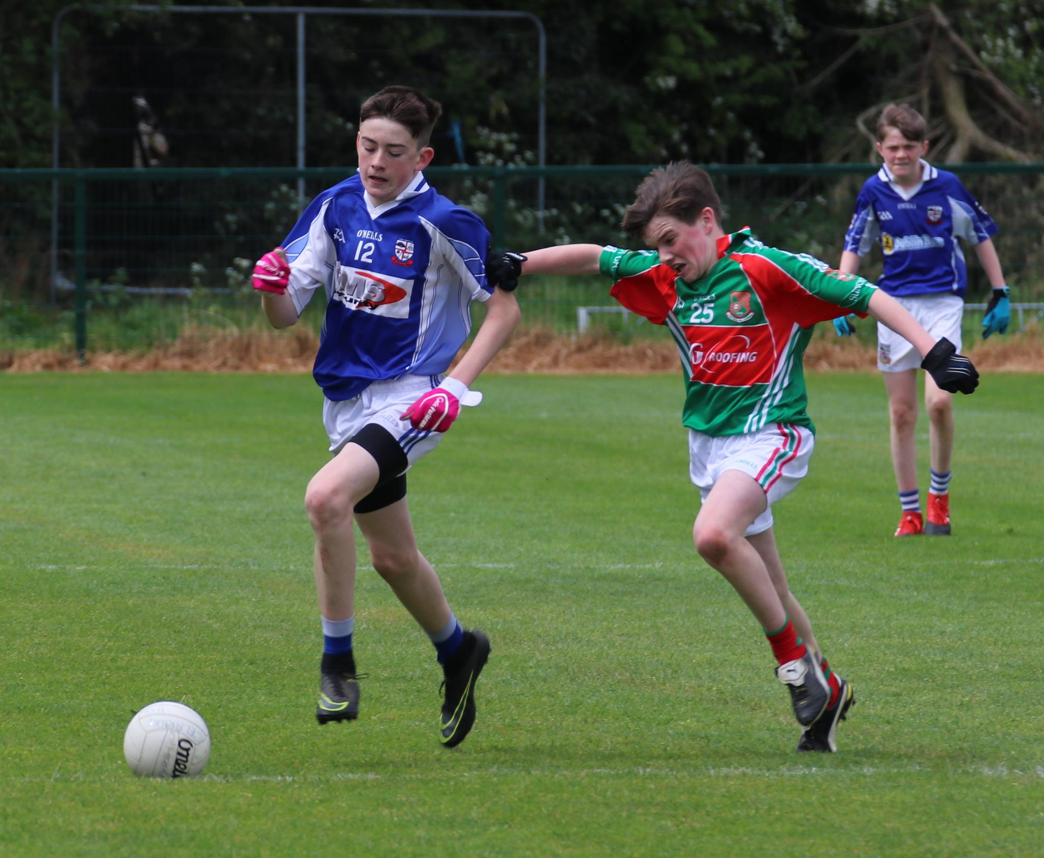 Suncroft v Celbridge Feile A Shield 6