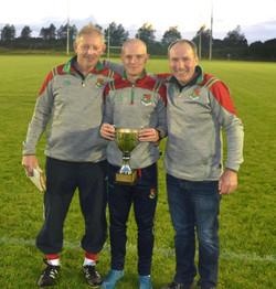 U16 D Championship Winners