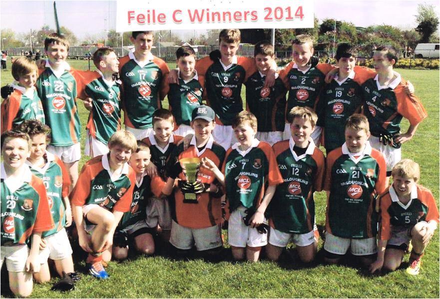 Feile C Winners 2014