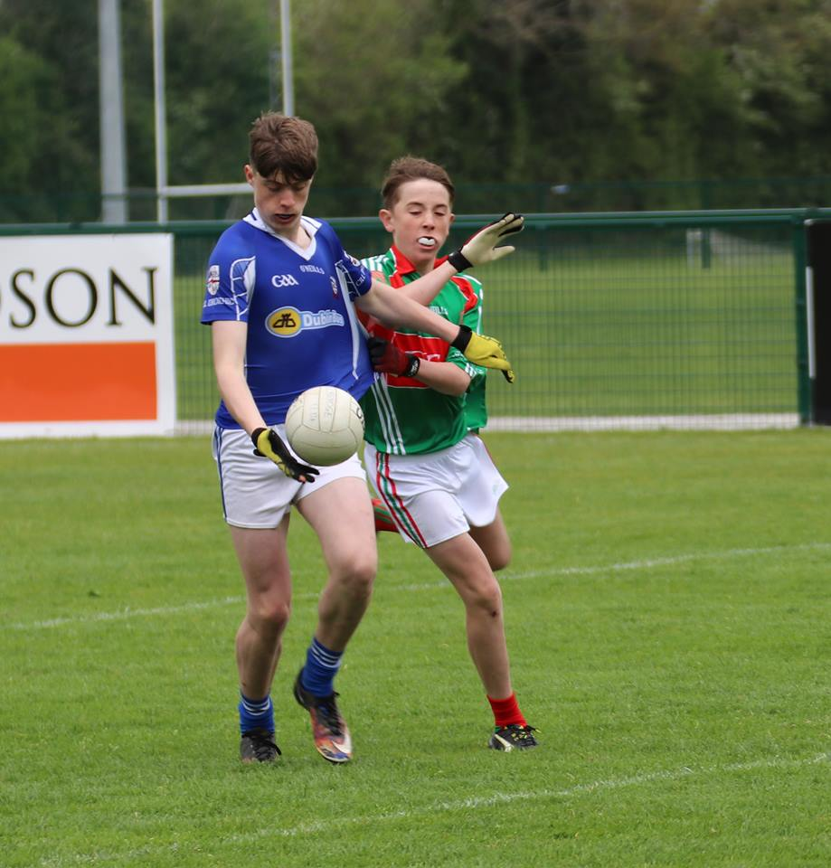 Suncroft v Celbridge Feile A Shield 23