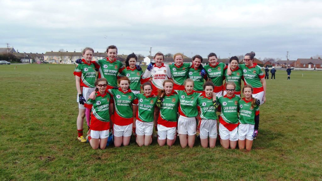 2014 U14 Ladies Team