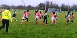 U10 Girls v Balyna In Hawkfiled 1