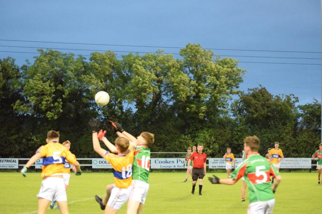 U16 Semi-final