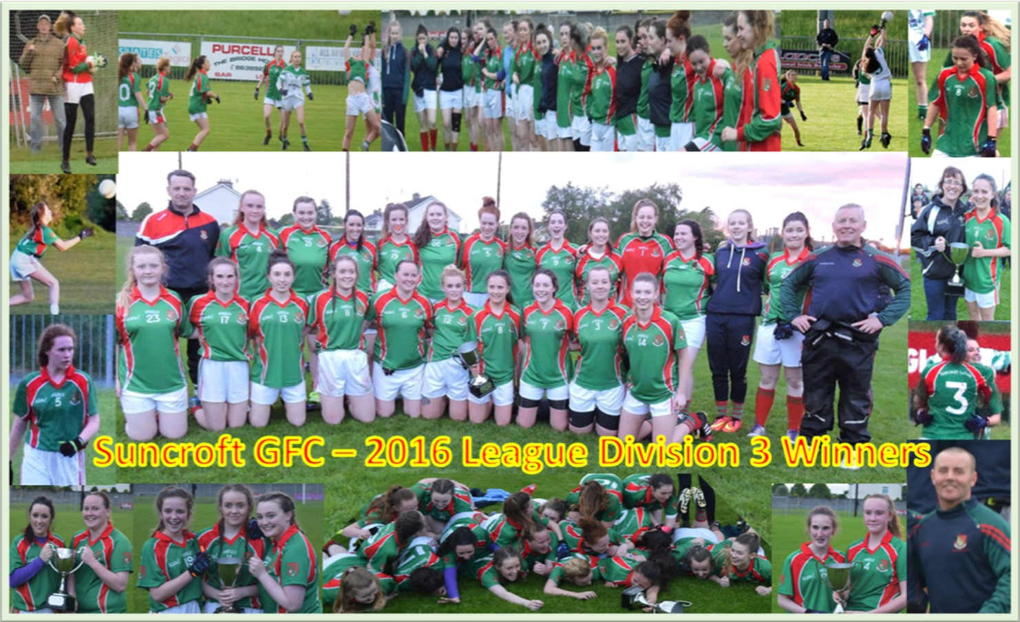 League Division 3 Winners 2016