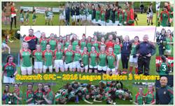 League Division 3 Winners 2016