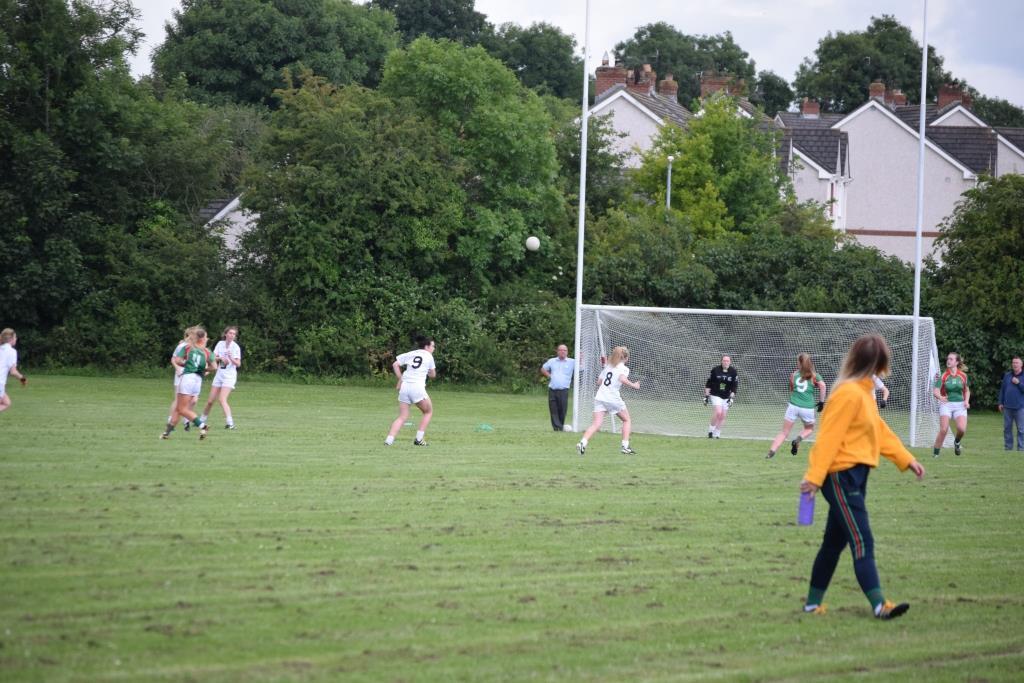 senior Ladies v Clane 05