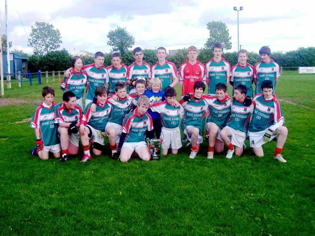 U14s Win Liam Murphy cup 2011