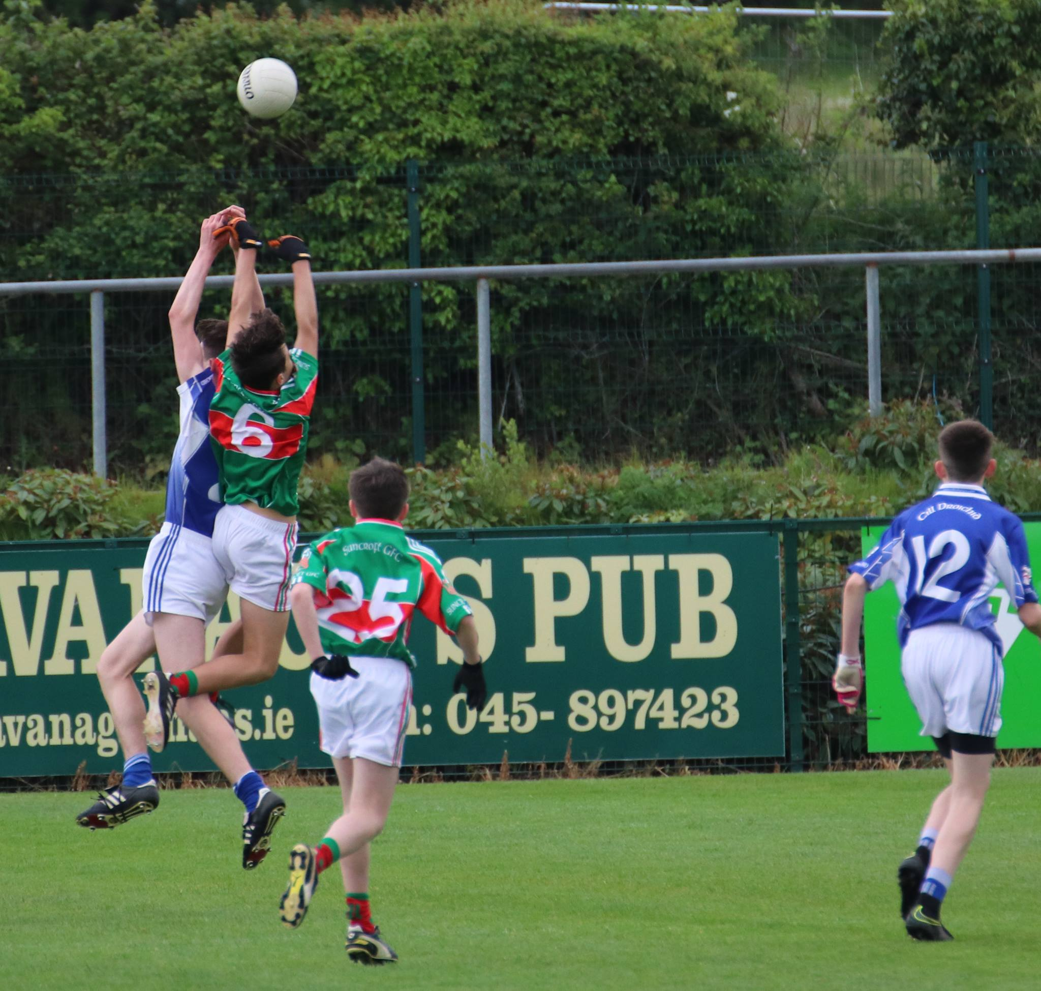 Suncroft v Celbridge Feile A Shield 13