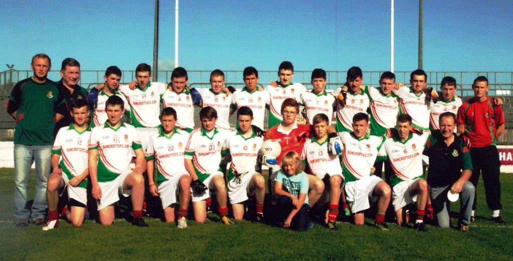 U16's 2013