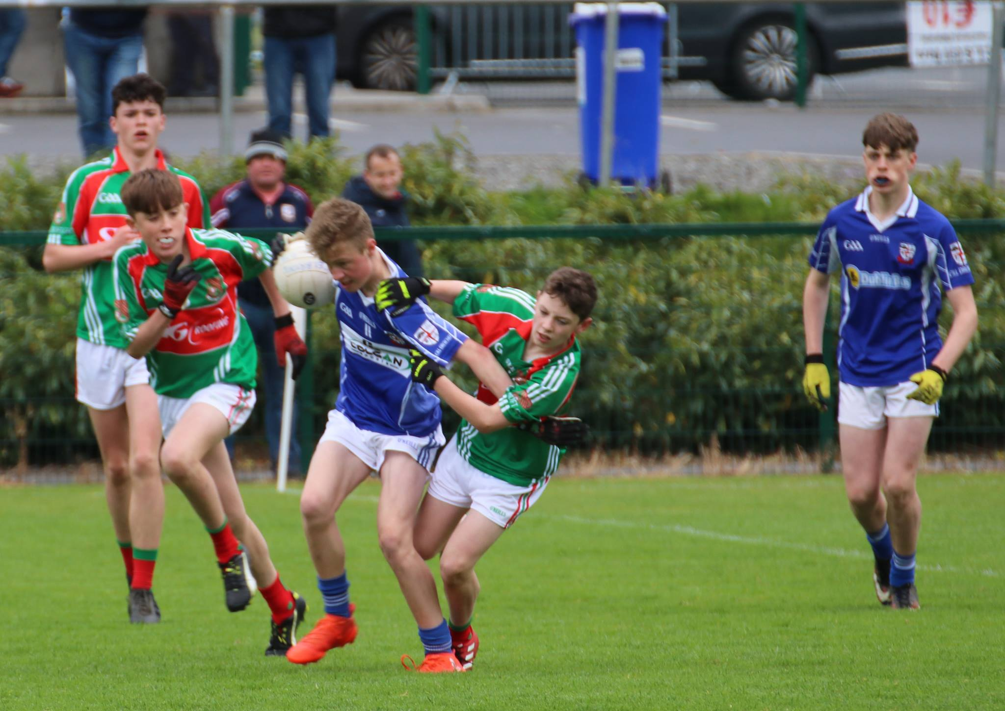 Suncroft v Celbridge Feile A Shield 26